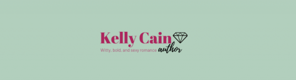 Kelly Cain, author